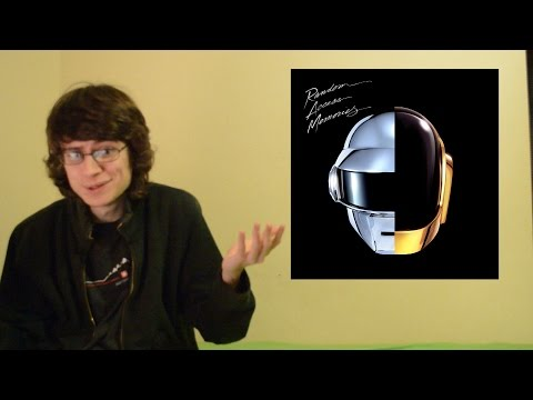 Daft Punk - Random Access Memories (Album Review)