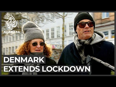 Denmark extends lockdown over COVID-19 crisis