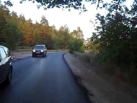 ObriIzyum: Тест-драйв на вулиці Маршала Федоренка