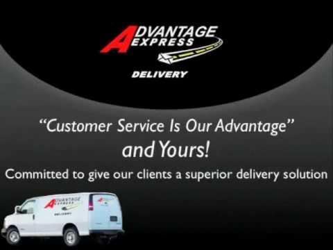 Advantage Express, Inc.wmv