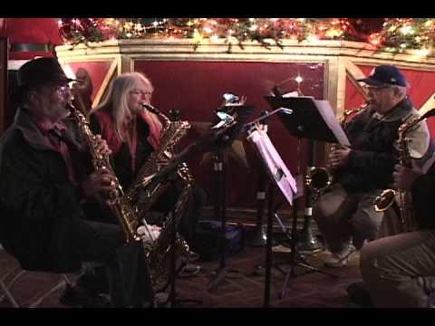 Have Yourself a Merry Little Christmas Pasadena Saxophone Quartet