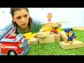 Видео для детей: Щенячий патруль! Ищем игрушку из мультика Щенячий патруль. Toy club - пропал Маршал