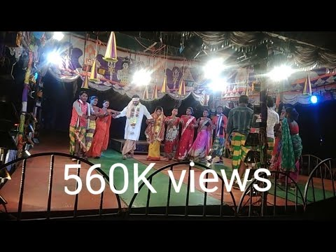 Santhali top dong songs by Jarpa opera at Gangudih Chandil