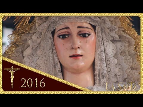Virgen de la Palma por San Lorenzo - El Buen Fin (Semana Santa de Sevilla 2016)