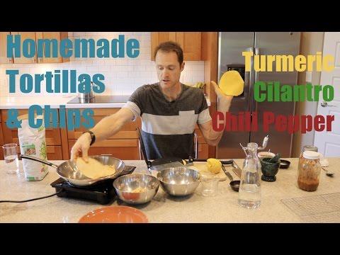 COOKBANG! �� HOMEMADE TORTILLAS & CHIPS