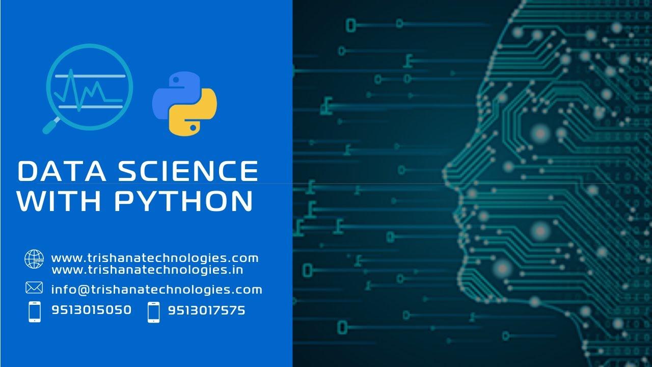 Data science Training in Bangalore  Learn Advanced Data science Learn  R,SAS,Python & SQL @Trishana