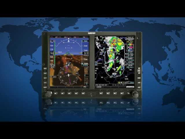 World Wide Weather from Garmin