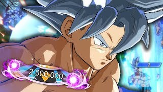 The Best Ui Goku Player!? | Dragonball Fighterz Ranked Matches