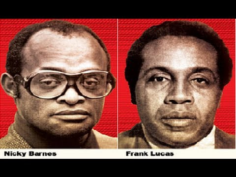 Frank Lucas & Nicky Barnes New Yorks Most Notorious Drug Dealers