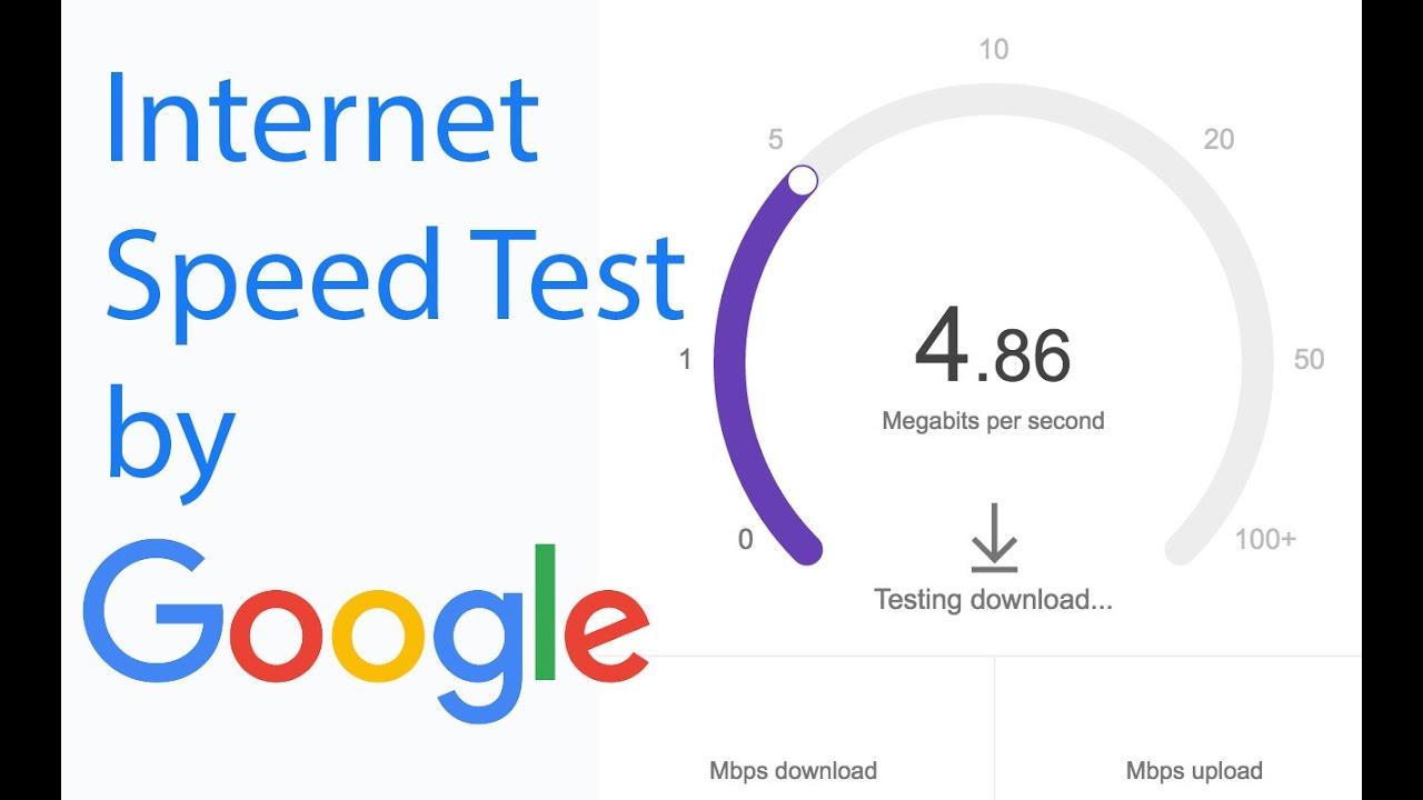 speed test by google