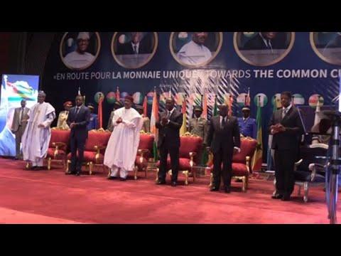 Niger, PROJET DE LA MONNAIE UNIQUE DE LA CEDEAO