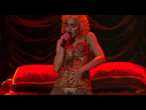 Madonna - Like A Virgin (Truth or Dare) Blu-ray