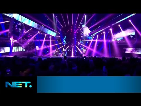 NET. ONE Anniversary - Gigi - Medley YaYaYa - Tak Lagi Percaya | NET ONE | NetMediatama
