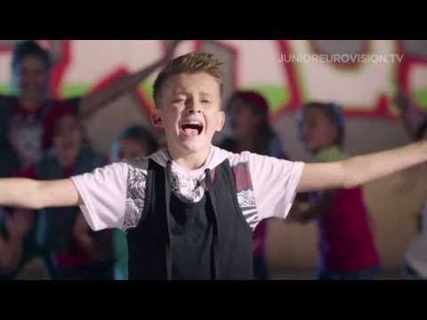 Ilya Volkov - Poy So Mnoy (Sing With Me) (Belarus) Junior Eurovision Song Contest 2013