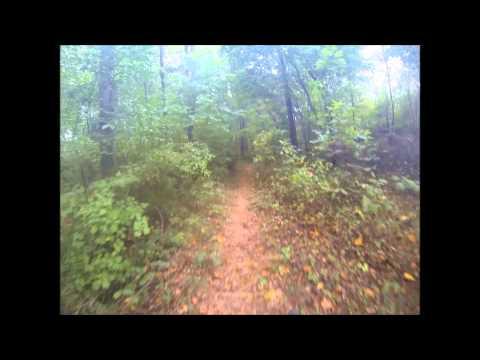 Silver Comet Mountain Bike Side Trail Tara To Caboose 9/28/14