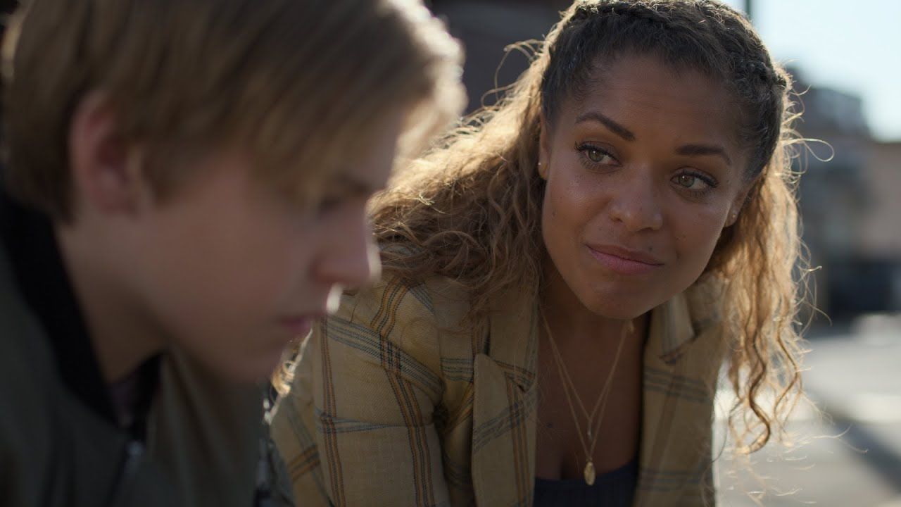 Download Claire's Emotional Speech to a Young Boy About to Lose His Vision - The Good Doctor