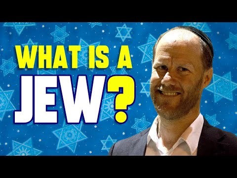 ✡ What is a Jew?