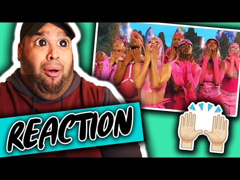 Lady Gaga - Stupid Love (Official Music Video) REACTION