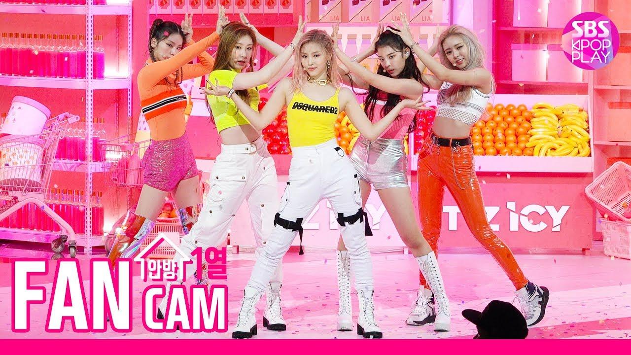 (Eng sub)[안방1열 직캠4K/고음질] 있지 'ICY'(아이씨) 풀캠 (ITZY 'ICY' Fancam)ㅣ@SBS Inkigayo_2019
