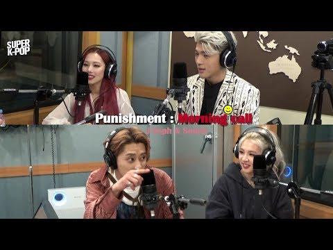 """Super K-Pop KARD 카드&39;s """"Bomb Bomb """" on Arirang Radio"""