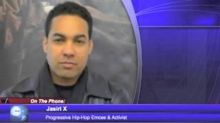 Fire Cops! Hire Art Teachers! Jasiri X Talks What Works in Schools