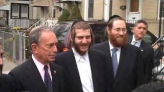Bloomberg at Hamodia