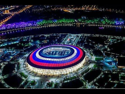 Conheça os estádios de Moscou que serão palco do Mundial na Rússia | SBT Brasil (11/06/18)
