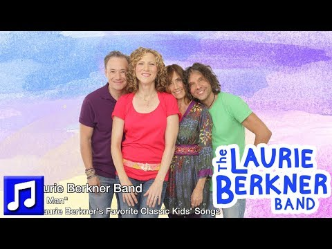 """""""This Old Man"""" By The Laurie Berkner Band - Best Nursery Rhymes For Kids"""