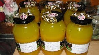 Тыквенный сок с апельсинами на зиму! Juice of pumpkin with oranges in the winter!