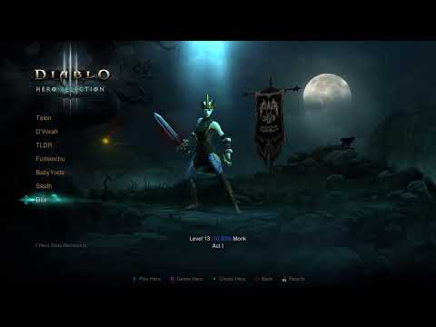 All Moved In And Ready To Go - Diablo III Speedrun