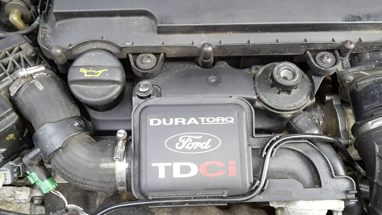 Moteur Ford Fiesta Tdci Engine