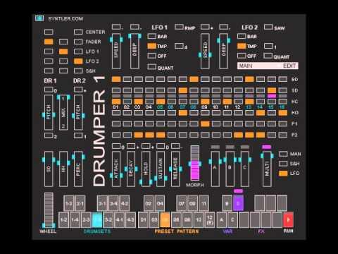 Drumper 1 VST by Syntler