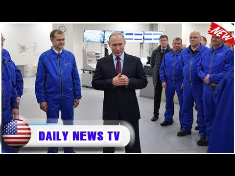 Defiant putin launches £20bn liquefied natural gas plant in the arctic| Daily News TV