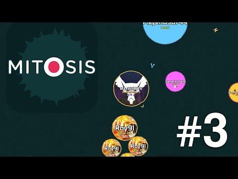 Mitosis   Max, Pink, Pisica si Andy mananca celule   Episodul 3