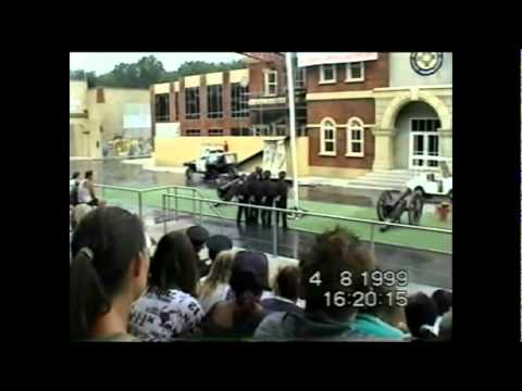Warner Bros. MovieWorld 1999 Germany - Police Academy Show