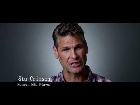 TOUGH GUY THE BOB PROBERT STORY  - Concussions
