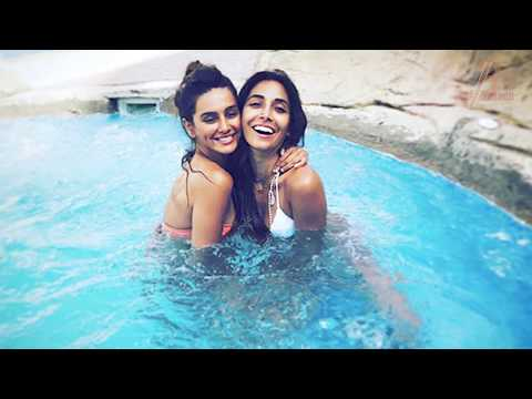 Shibani Dandekar And Monica Dogra Flaunt...