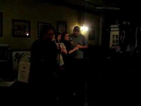 Karaoke at The Tipp