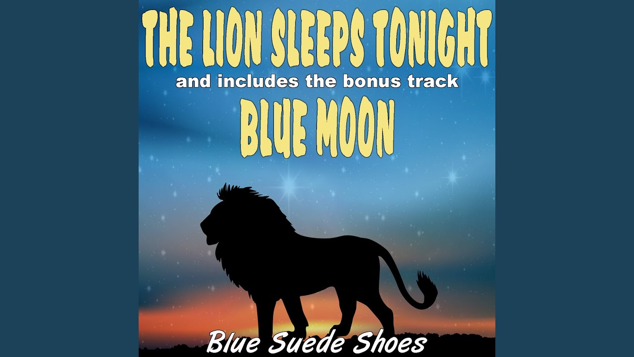 The Lion Sleeps Tonight Youtube