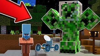 HOW TO GO TO THE MOON IN MINECRAFT!