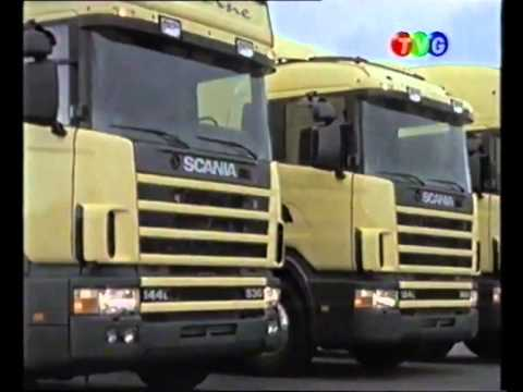 Scania 4 (first factory original video - 1995)