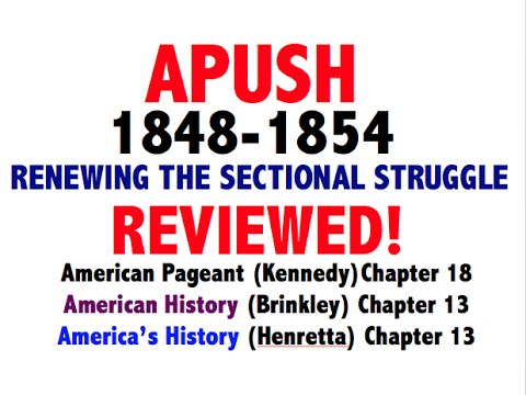 American Pageant Chapter 18 APUSH Review