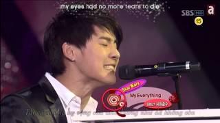 Piano.Battle.Junsu.Taeyang.Don't.Wanna.Try.My.Everything