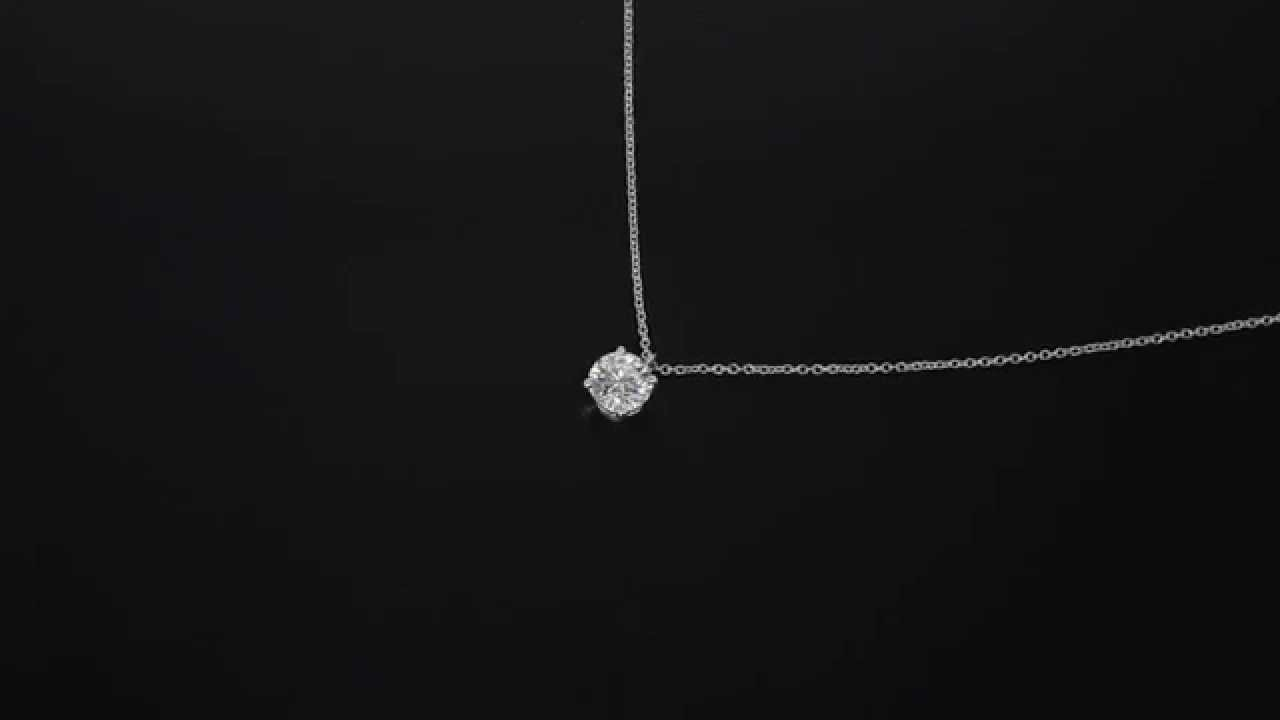 elsa by the rose t and peretti tiffany gold cts pin platinum yard co diamond necklace necklaces