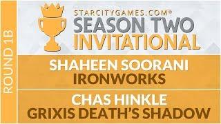 SCGINVI Round 1b Shaheen Soorani vs Chas Hinkle Modern