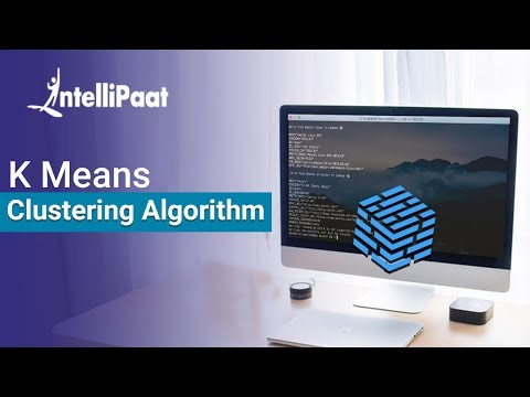 What Is K means clustering algorithm in Python - Intellipaat