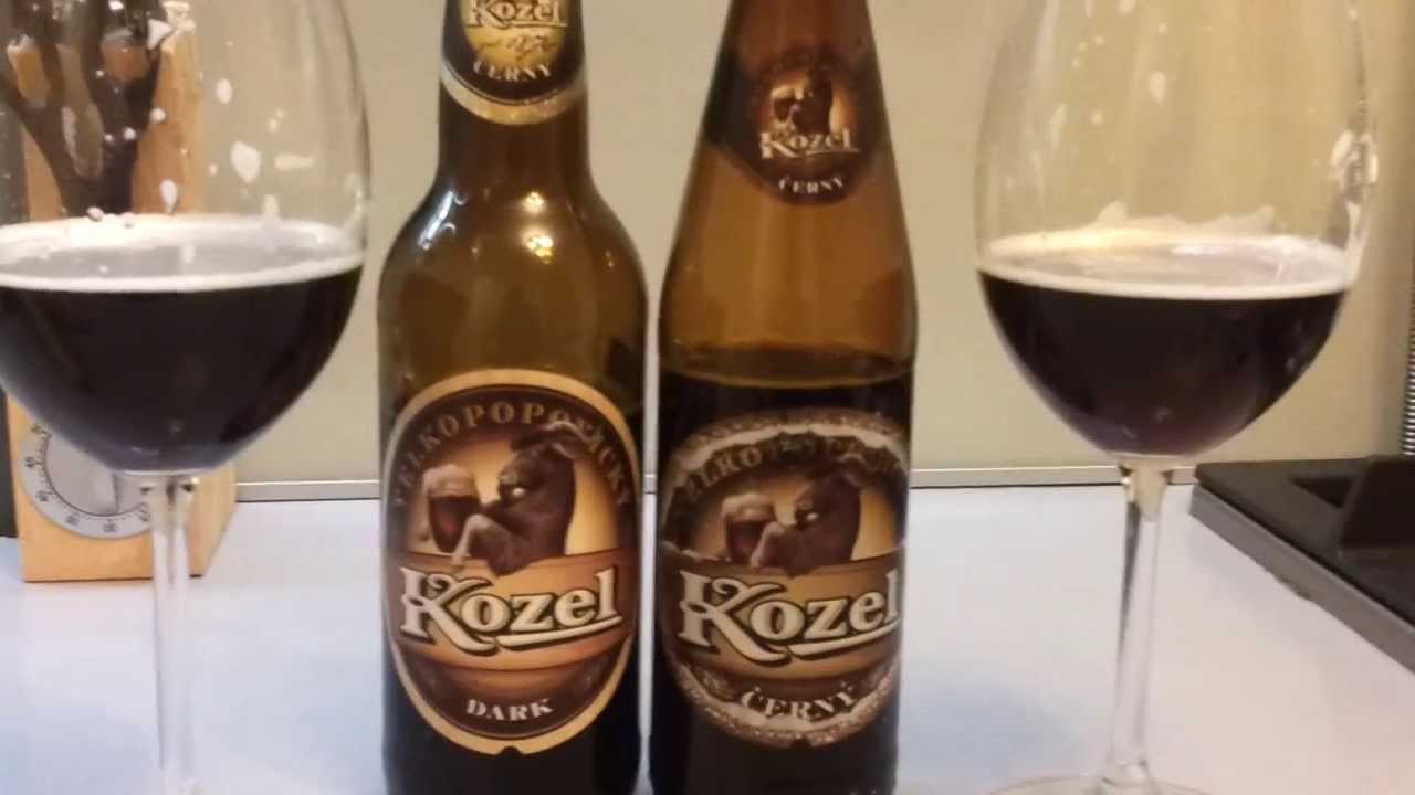 Пиво Велкопоповицкий Козел
