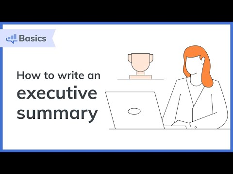 How To Write An Executive Summary | Bplans.com