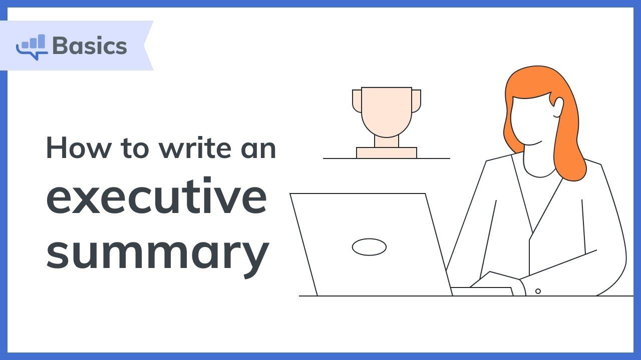 How to Write an Executive Summary  Bplans.com