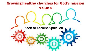 08/11/20 'Seeking to be a Spirit led community' Acts 16: 6-10